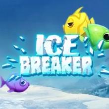 Ice Breaker logo logo