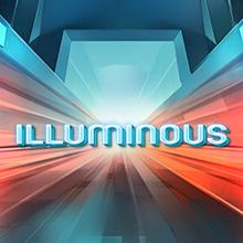Illuminous logo logo