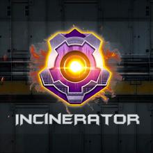 Incinerator logo logo