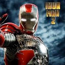 Iron Man 2 logo logo