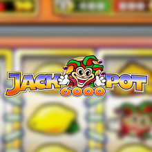 Jackpot 6000 logo logo