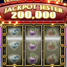 Jackpot Jester 200.000 logo logo
