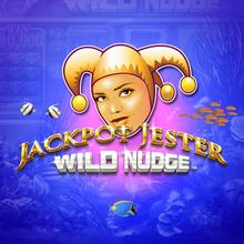 Jackpot Jester Wild Nudge logo logo