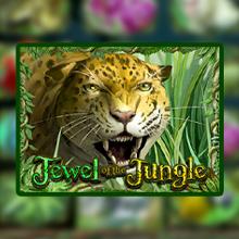 Jewel of the Jungle logo logo