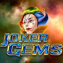 Joker Gems logo logo