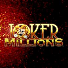 Joker Millions logo logo