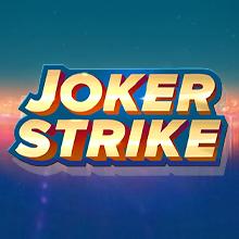 Joker Strike logo logo