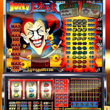 Jolly Joker logo logo