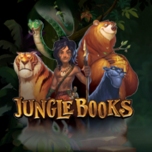 Jungle Books logo logo