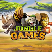 Jungle Games logo logo