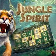 Jungle Spirit: Call of the Wild logo logo
