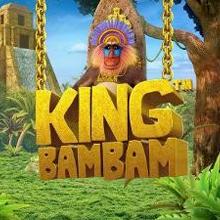 King Bam Bam logo logo
