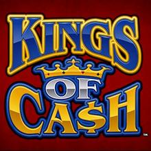 Kings of Cash logo logo