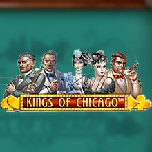 Kings of Chicago logo logo