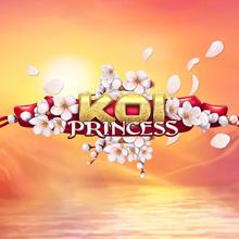 Koi Princess logo logo