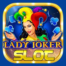 Lady Joker logo logo