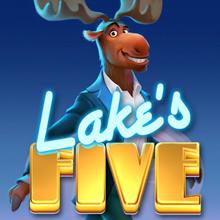 Lake's Five logo logo