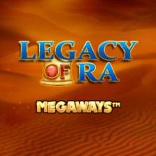 Legacy of Ra Megaways logo logo