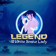 Legend of the White Snake Lady logo logo