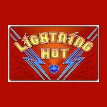 Lightning Hot logo logo
