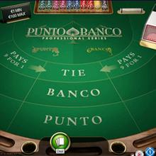 Live Punto Banco logo logo