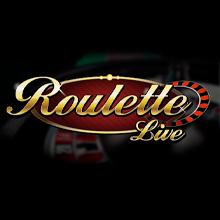 Live Roulette logo logo