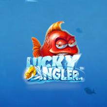 Lucky Angler logo logo
