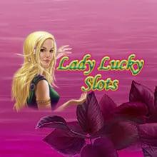Lucky Lady logo logo