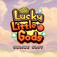 Lucky Little Gods logo logo
