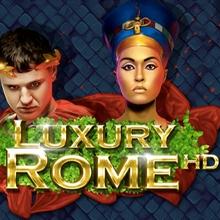 Luxury Rome HD logo logo