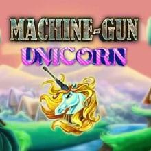 Machine Gun Unicorn logo logo