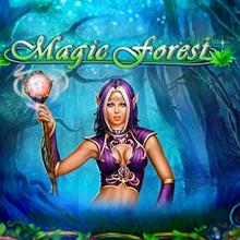 Magic Forest logo logo
