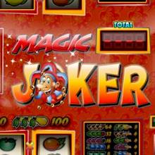 Magic Joker logo logo