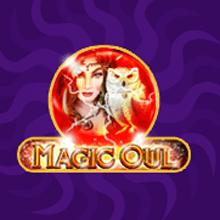 Magic Owl logo logo