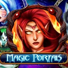 Magic Portals logo logo