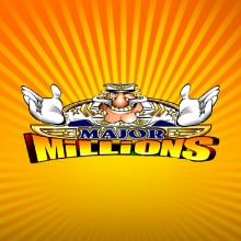 Major Millions logo logo
