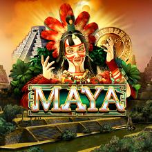 Maya logo logo