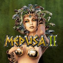 Medusa II logo logo