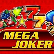 Mega Joker logo logo