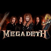 Megadeth logo logo