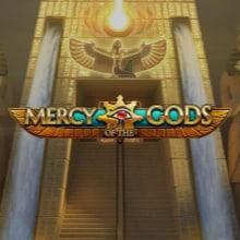Mercy of the Gods logo logo