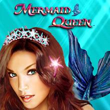 Mermaid Queen logo logo