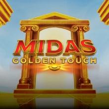 Midas Golden Touch logo logo