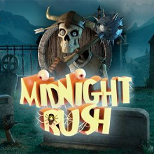 Midnight Rush logo logo