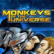 Monkeys of the Universe logo logo