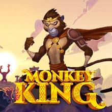 Monkey King logo logo