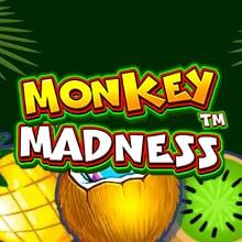 Monkey Madness logo logo
