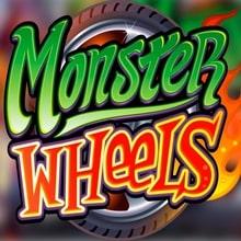 Monster Wheels logo logo