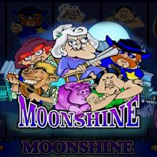 Moonshine logo logo
