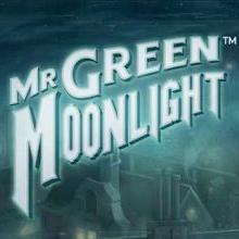 Mr. Green Moonlight logo logo